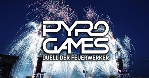 Pyro Games 2019 - Duell der Feuerwerker, © © Veranstalter