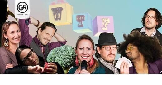 Luksan Wunder Show - (D) Satire & Musik, © © Veranstalter