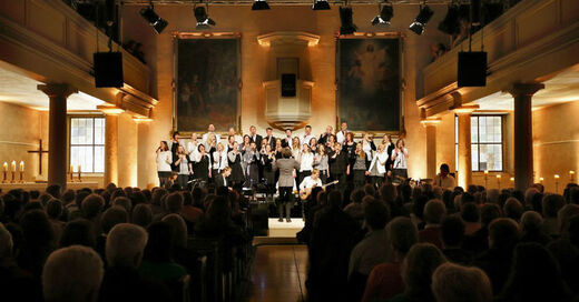 Osternacht-Konzert mit GOLDEN HARPS Gospel Choir, © © Veranstalter