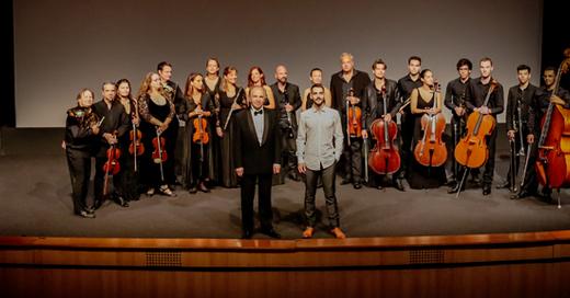 Worakls Orchestra + Olik - présentés par Artefact Prl en accord avec Dancecode, © © Veranstalter