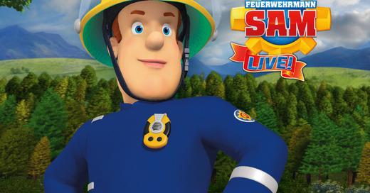 Feuerwehrmann Sam – Das große Campingabenteuer! - LIVE! - neue 3. Show, © © Veranstalter