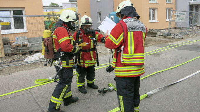 © Feuerwehr Weil am Rhein