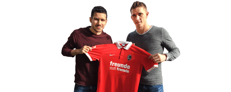 Freunde statt Fremde, SC Freiburg, Nils Petersen