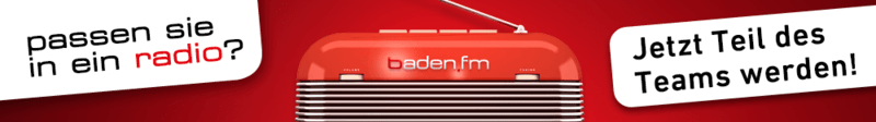 Offene Stellen bei baden.fm