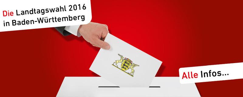 Die Nachrichten zur Landtagswahl 2016 Baden-Württemberg