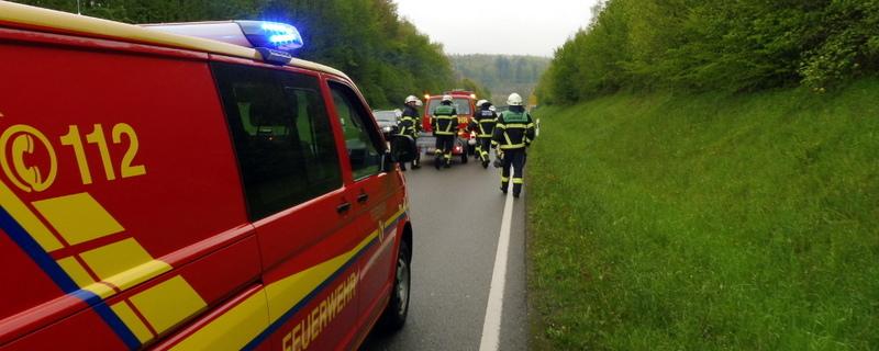 Feuerwehr, Schopfheim, © Polizeipräsidium Freiburg