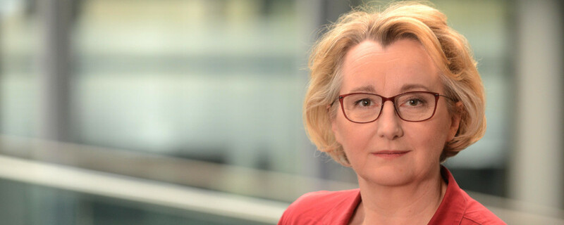 Theresia Bauer, Wissenschaftsministerin, © Wissenschaftsministerium Baden-Württemberg