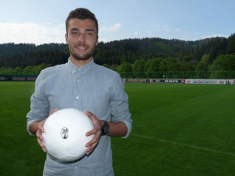 Manuel Gulde Neuzugang beim SC Freiburg, © SC Freiburg