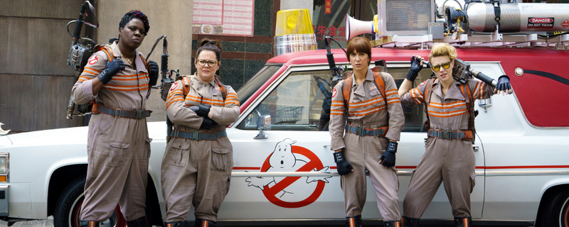 Ghostbusters, © Sony Releasing GmbH 2016