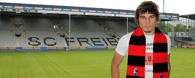 Spieler Çağlar Söyüncü des SC Freiburg Transfer, © SC Freiburg
