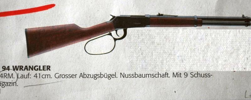 Waffen, Mord, Stühlingen, © Frankonia / Polizeipräsidium Freiburg