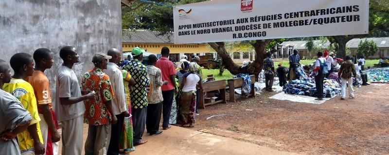 Caritas International, Kongo, © Caritas International