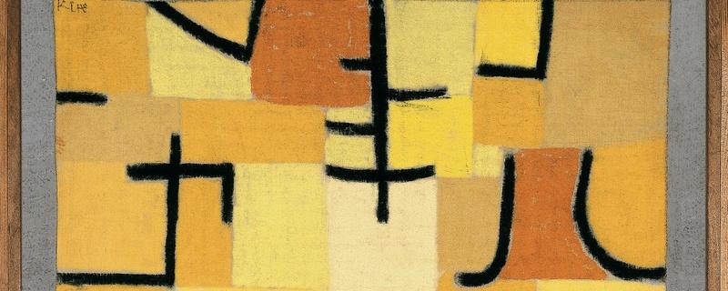 Paul Klee, Kunstwerk, © Robert Bayer - Basel