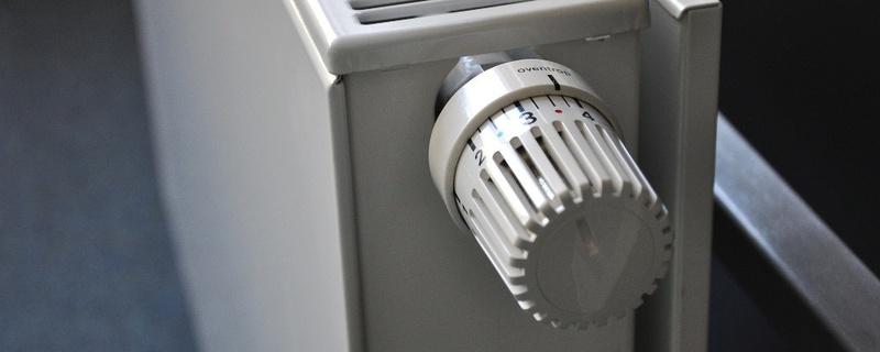 Thermostat, Heizkörper, © Pixabay