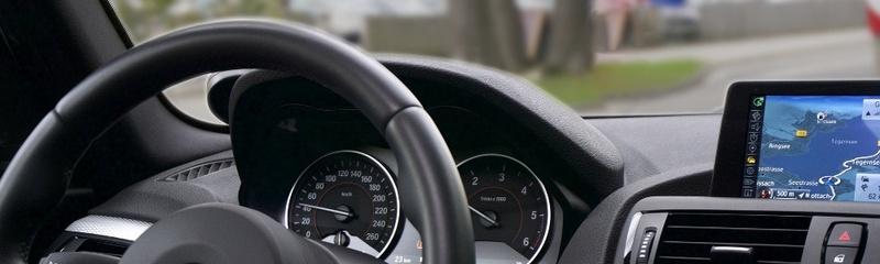 Navi, Auto, Cockpit, © Pixabay (Symbolbild)