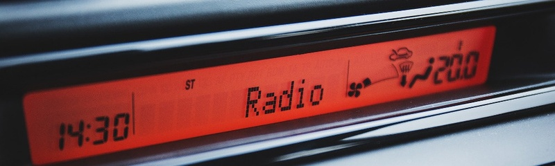 Autoradio, © Pixabay (Symbolbild)