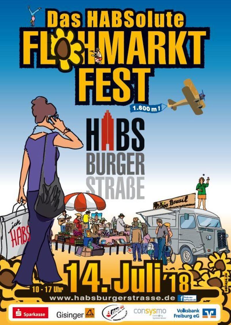 Flohmarkt, HABSolute Flomarktfest, , © Veranstalter