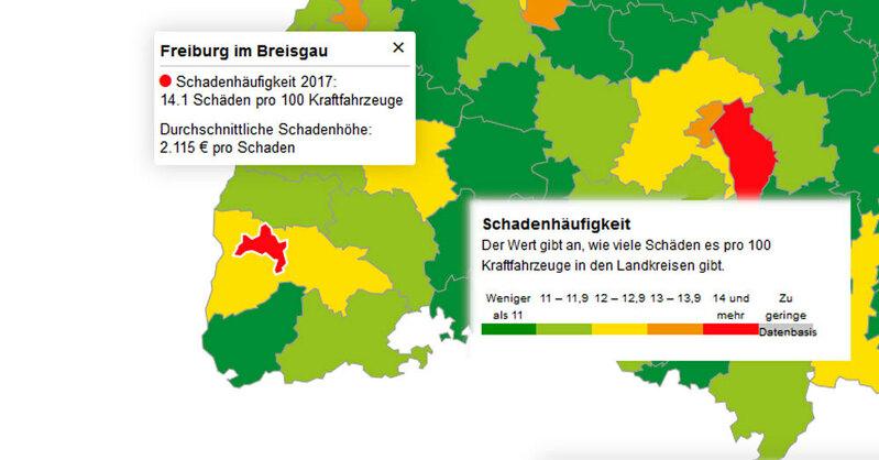Karambolage, Atlas, Unfall, Generali, © Karambolage-Atlas 2018 -  Generali Deutschland