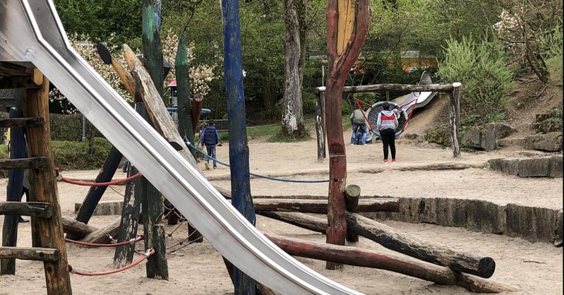 Stadtrainsee, Waldkirch, Spielplatz