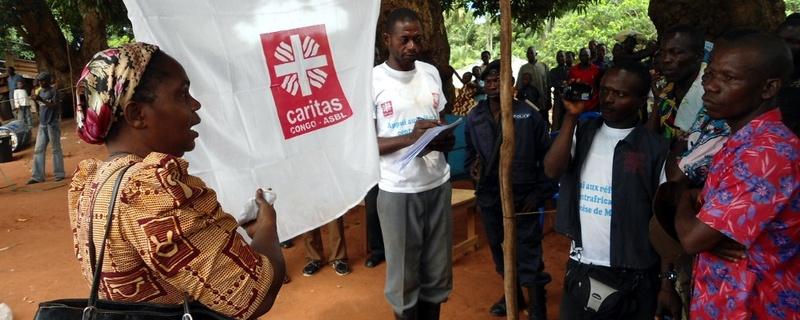 Kongo, Caritas International, © Caritas International