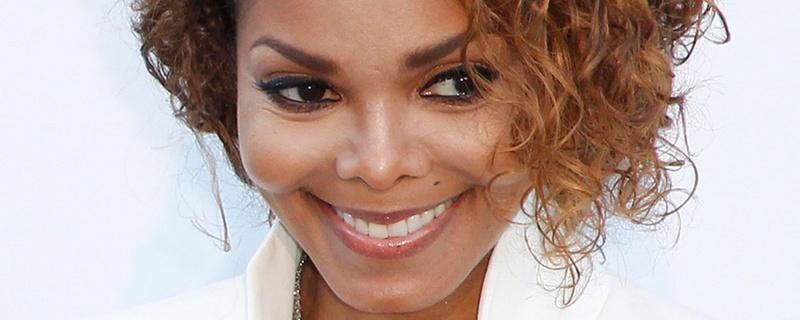 Janet Jackson, Sängerin, © Ian Langsdon - dpa