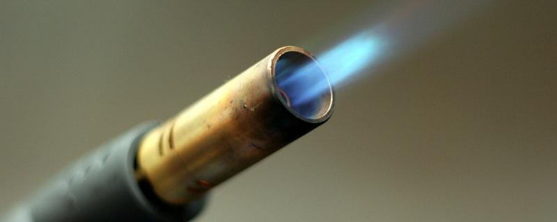 Gasbrenner, Flamme, Feuer, © Pixabay