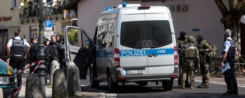 SEK, Sondereinsatzkommando, Polizei, © Patrick Seeger - dpa
