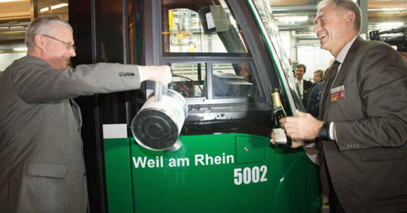 © Bau- und Verkehrsdepartement Basel