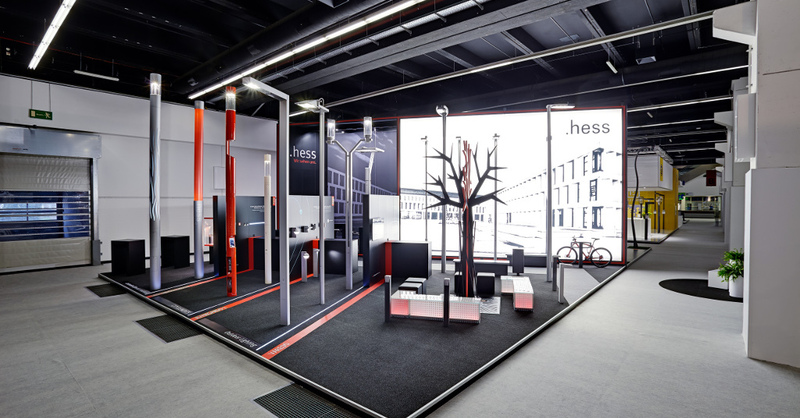 © Hess GmbH Licht + Form