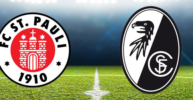 Wappen, SC Freiburg, FC St. Pauli