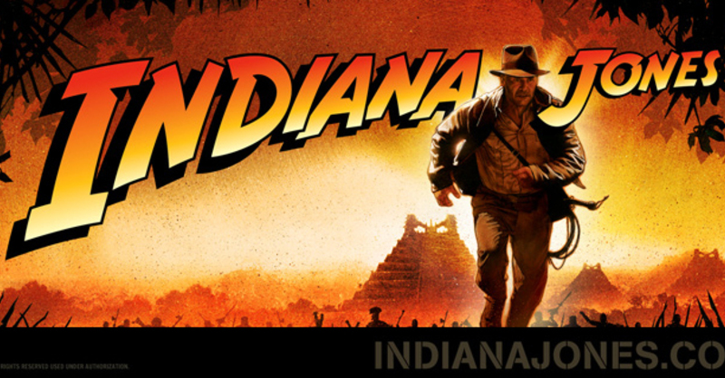 Indiana Jones, © Lucasfilm LTD