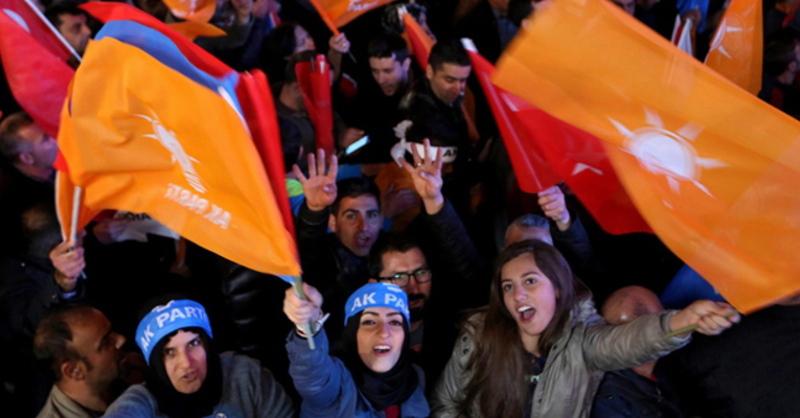 Erdogan, Türkei, Wahl, AKP, © STR - dpa