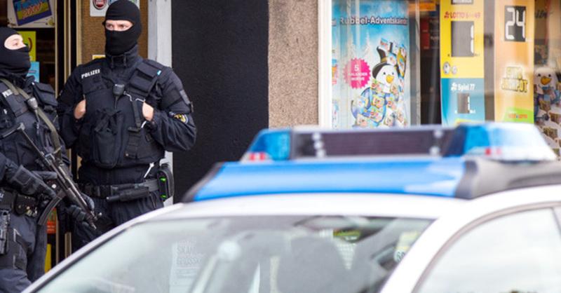 Mehr als 100 Festnahmen im deutschen Rotlichtmilieu