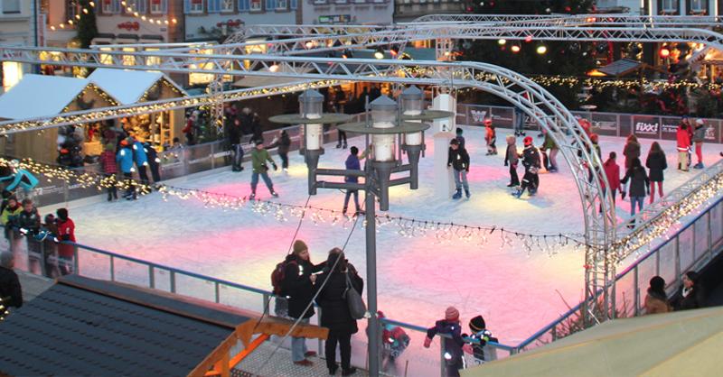 Schlittschuhe, Eislaufbahn, Eis, © KAROevents