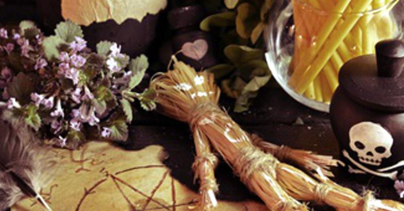 Magie, Hexerei, Zauberei, Ritual, © samiramay - Fotolia.com