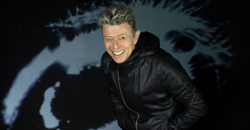 David Bowie, Blackstar, © Jimmy King - Sony Music / dpa