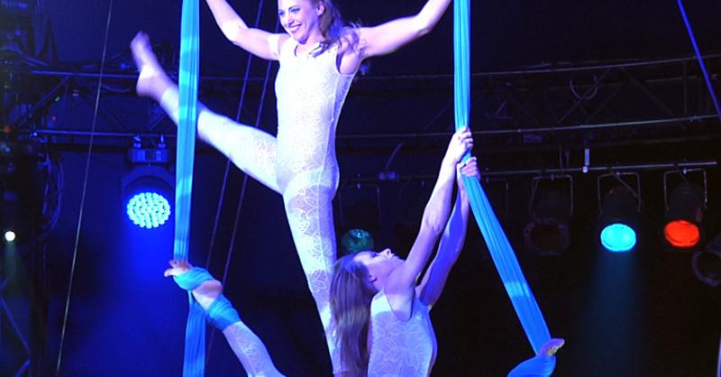 Akrobatik, Circolo, Zirkus, © baden.fm