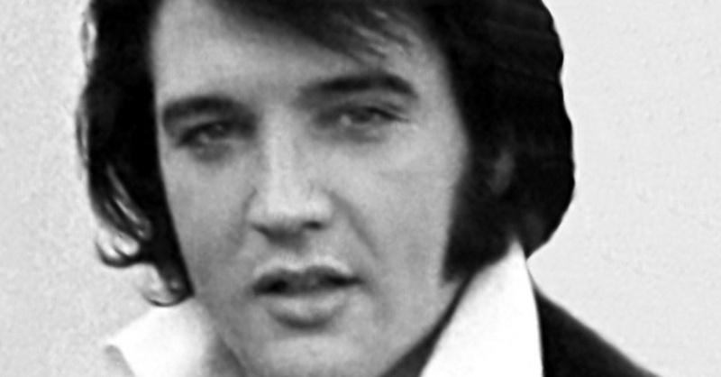 Elvis Presley, King, © Ollie Atkins - The White House