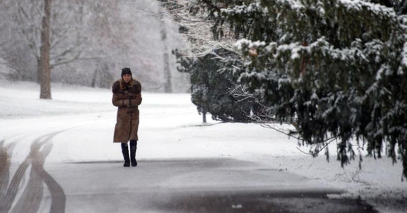 Winter, Kälte, © Marijan Murat - dpa