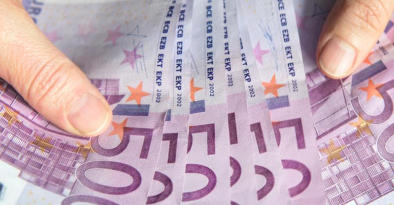 Geld, Scheine, Euro, © Patrick Seeger