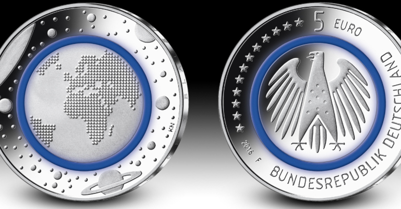 Euro, Münze, Geld, © Alina Hoyer & Stefan Klein & Olaf Neuman / Hans-Jürgen Fuchs - BADV