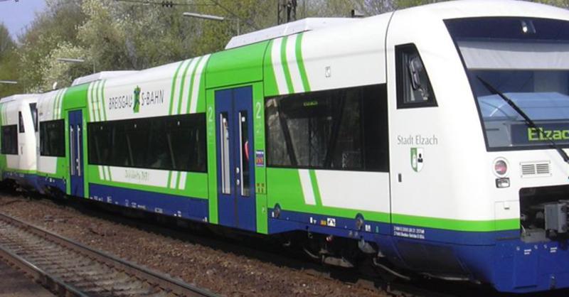 Breisgau S Bahn, Elztalbahn, Ausbau, © Wikimedia/Tobias b köhler