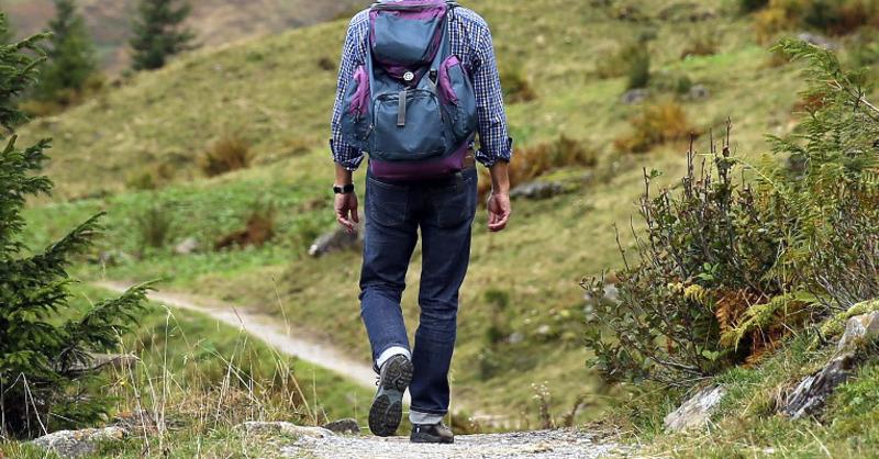 Wanderung, Wanderer, © Pixabay