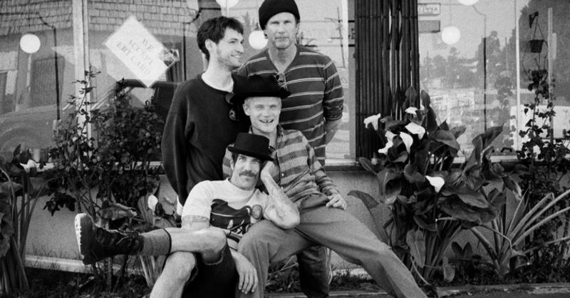 Red Hot Chili Peppers, © Clara Balzary