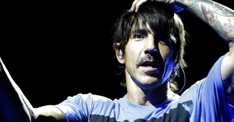 Red Hot Chili Peppers, Anthony Kiedis, © Andres Kristaldo - dpa