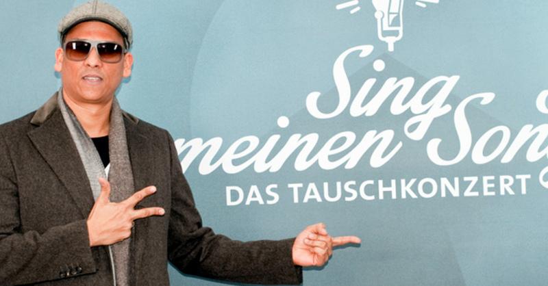 Xavier Naidoo, Sing meinen Song, © Klaus-Dietmar Gabbert - dpa