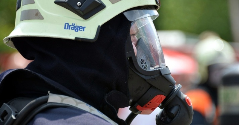 Feuerwehr, Atemschutz, Brand, © Pixabay