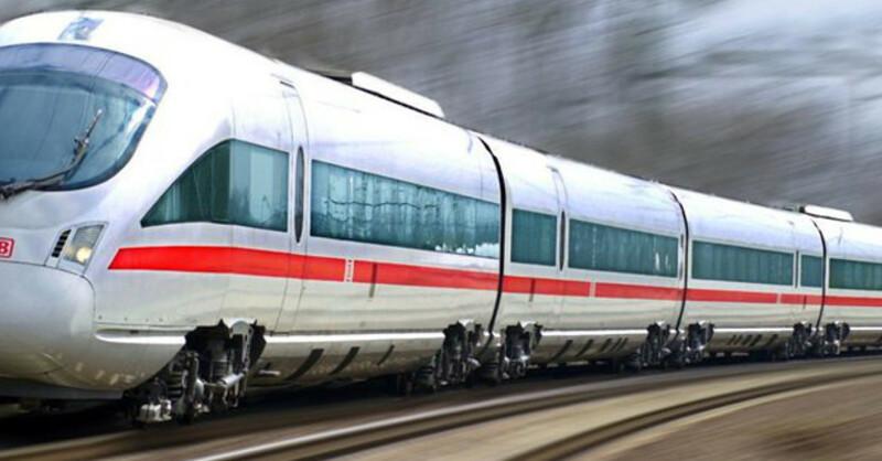 ICE, Inter-City-Express, Zug, © Wolfgang Themie - dpa