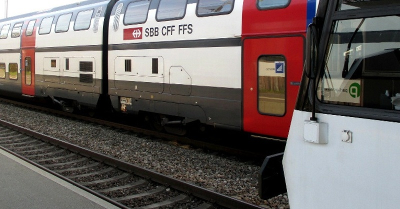 SBB, Schweiz, Bundesbahn, © Pixabay