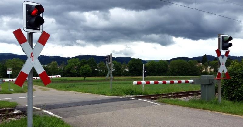 Bahnübergang, Schranke, Kirchzarten, © baden.fm